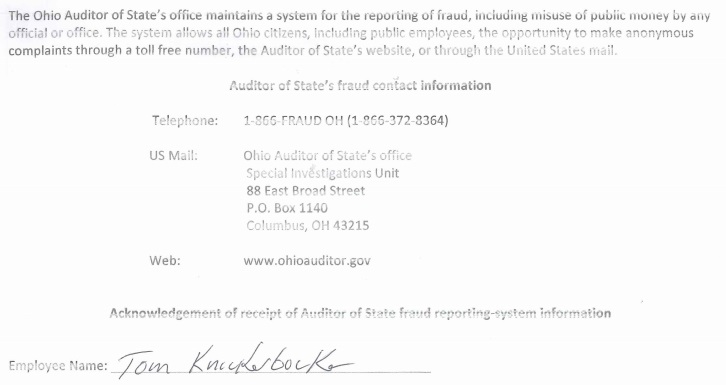 Puzzling Timesheets and the YSPD: Fraud? | Mockingbird Paper